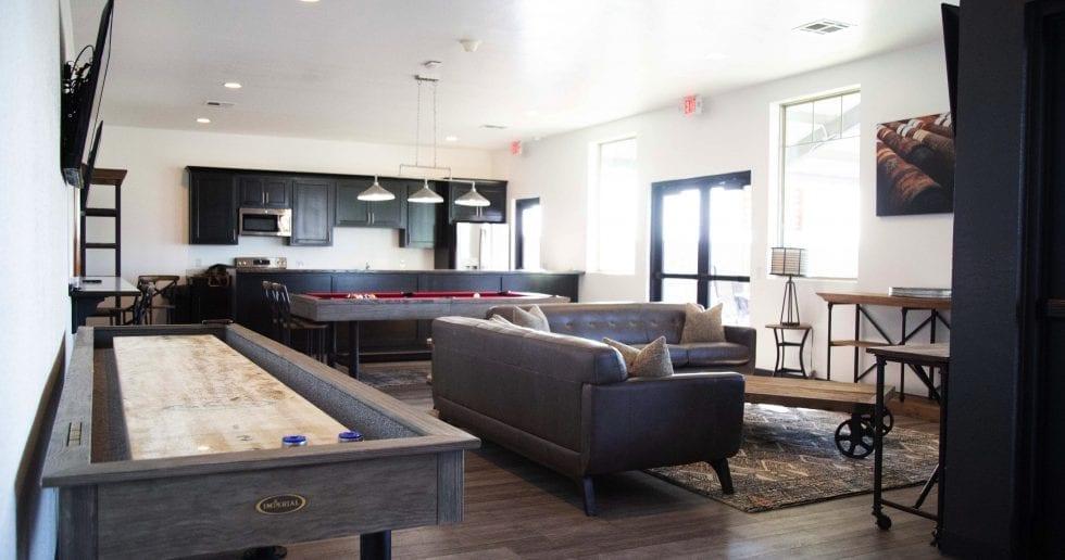 Park Place RV Park Odessa, TX 79766 - Club House