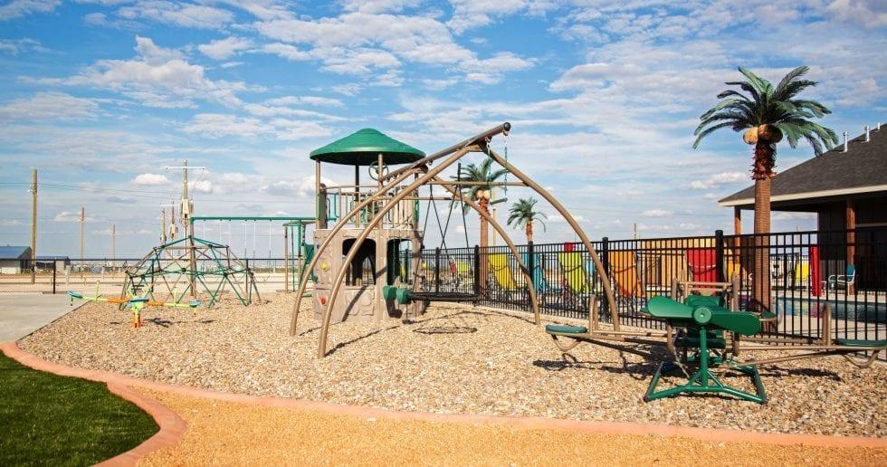 Park Place RV Park Odessa, TX 79766 - playground