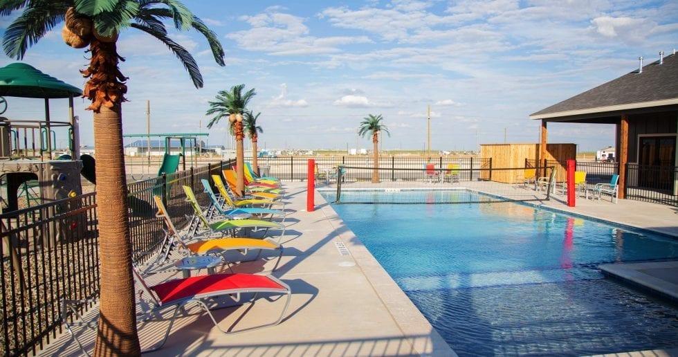Park Place RV Park Odessa, TX 79766 - pool