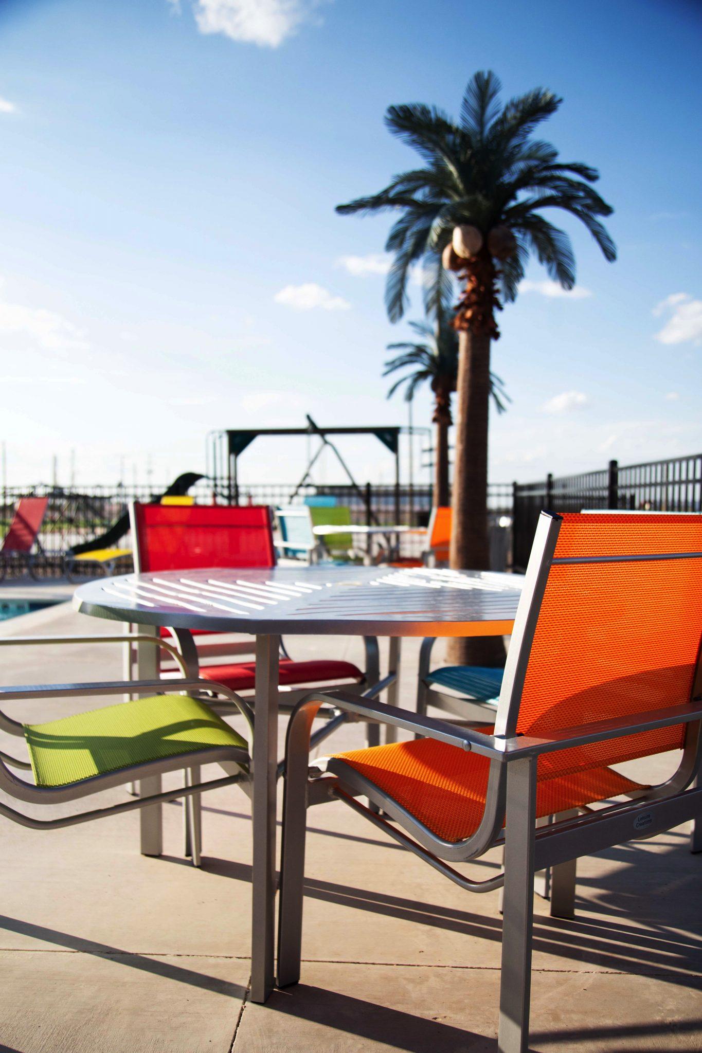 Park Place RV Park Odessa, TX 79766 - poolside
