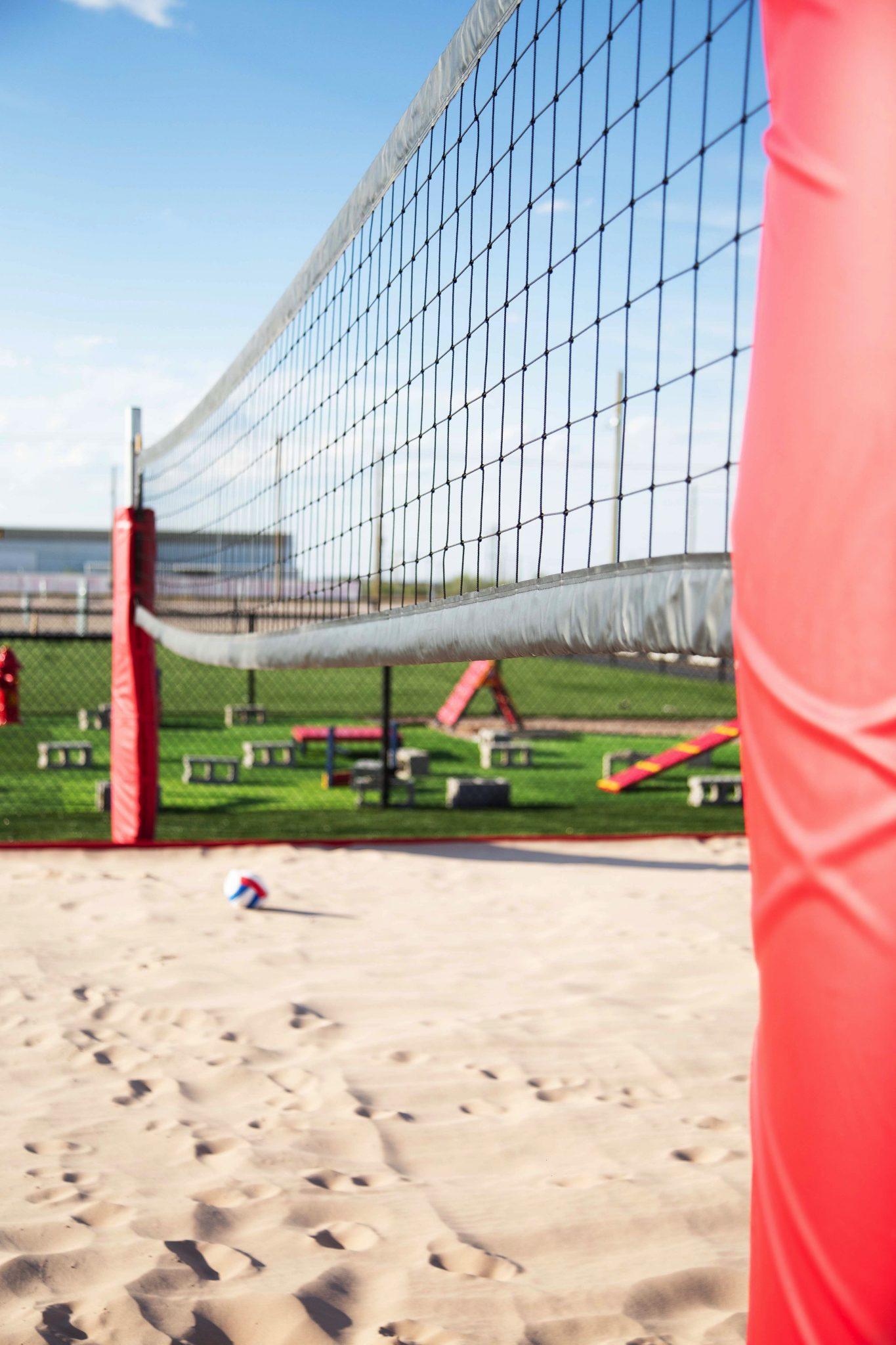 Park Place RV Park Odessa, TX 79766 - volleyball